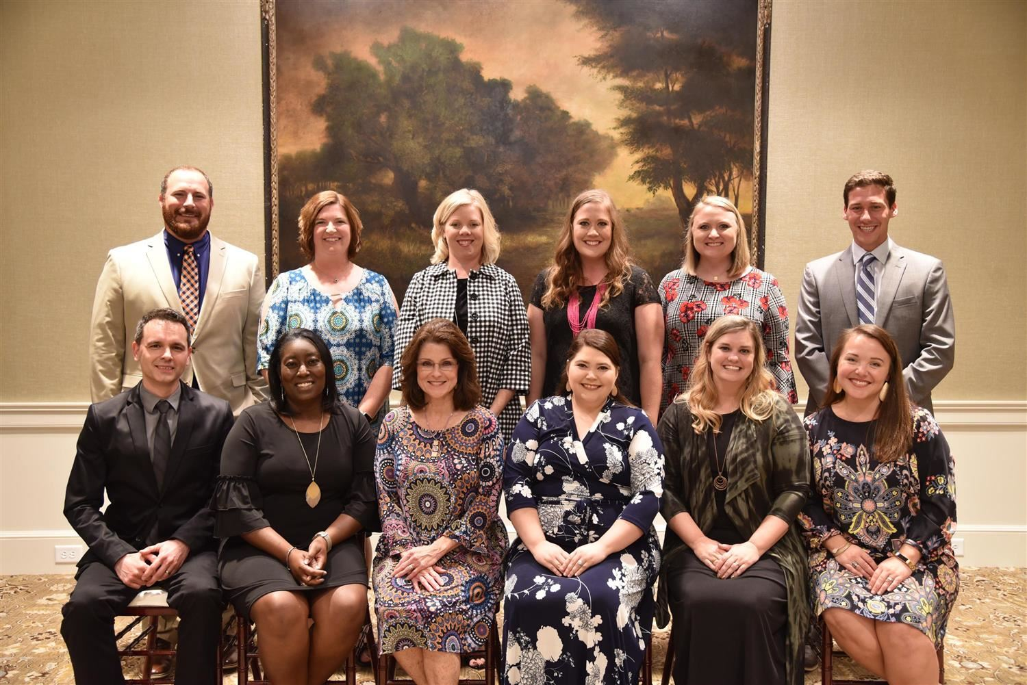 District Five Teacher, Support Employee of the Year Named
