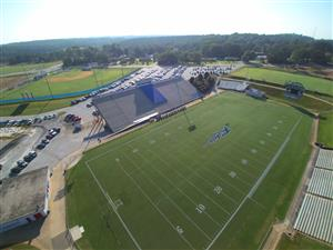 Picture of Nixon Field at Byrnes High School