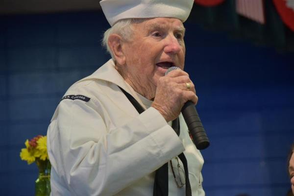 Veterans Honored Across District Five