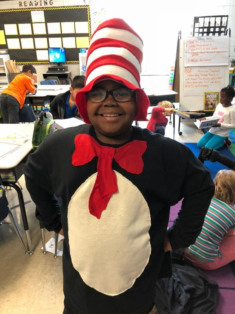 Read Across America Celebrated at River Ridge