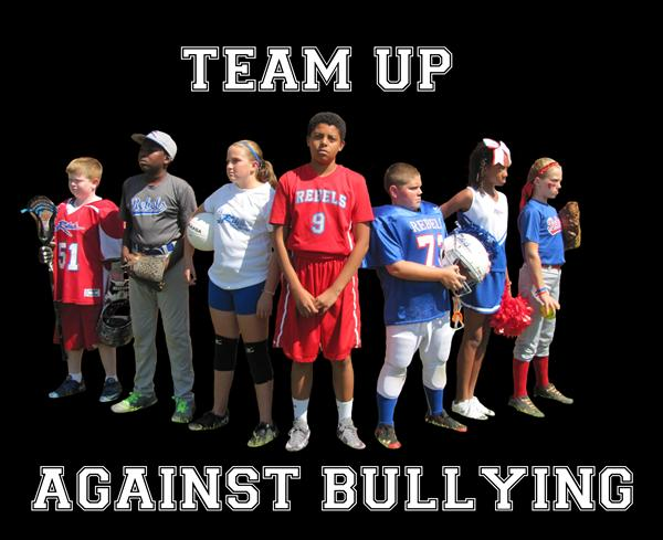 Berry Shoals Teams Up Against Bullying