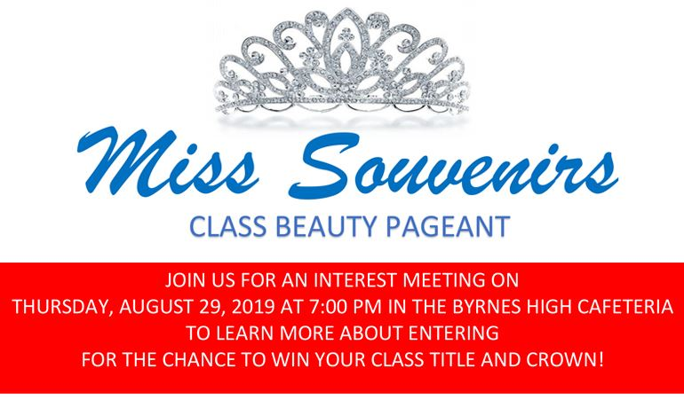 Miss Souvenir Meeting 2019