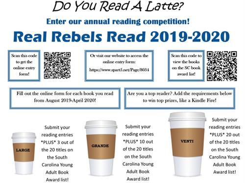 Real Rebels Read
